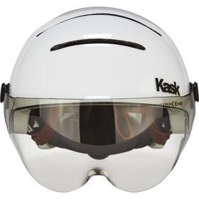 Kask Lifestyle Casque visière incluse, avorio white